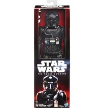 Star Wars Force Awakens Tie Fighter Pilot 11inch Action Figure Hasbro - $18.00