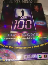 1 vs 100 - DVD Game, Hosted by Bob Saget, by Mattel - $7.64