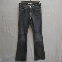 J Brand 118 BootCut Womens Jeans Size 26 Black - $17.99