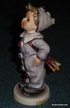 """Carnival"" Hummel Figurine #328 TMK4 Clown Collectible Birthday Gift! - $39.76"