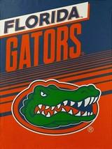 "University Of Florida Gators 60"" x 80"" Micro-Raschel Throw Blanket - $34.60"