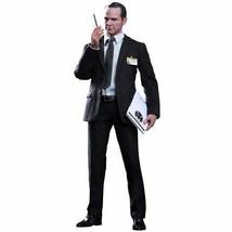 Nuovo Film Capolavoro Avengers Agente Phil Coulson 1/6 Scala Statuetta Hot Toys - $481.33