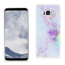 Reiko Samsung Galaxy S8 Edge/ S8 Plus Opal iPhone Cover In Purple - $8.86