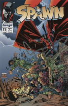 Spawn #11 VF/NM; Image | save on shipping - details inside - $1.00