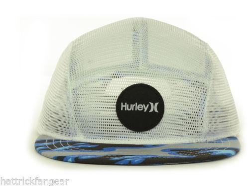 c0c445b04ac Hurley Cali Meshback 5 Panel Camper Cap Hat and 50 similar items