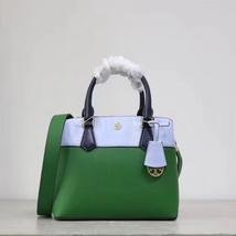 Tory Burch Robinson Color-Block Top Handle Mini Bag - $222.00