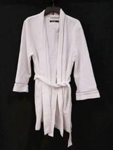 White Ralph Lauren Women Bath Spa Lounge Sleep Robe Sz Large image 1