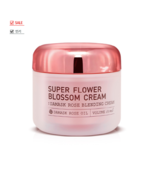 VANT36.5 Super Flower Blossom Cream Damask Rose Blending Cream 50ml - $39.59