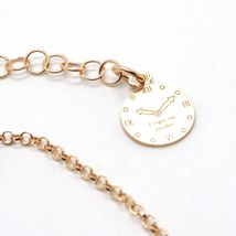 SILVER 925 BRACELET LAMINATED GOLD PINK LE FAVOLE CROWN AG-905-BR-28 image 5