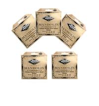 Black Diamond Mandolin Strings 5-Packs Phosphor Bronze Loop End .011-.040 - $39.05