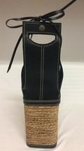 Vintage Wine Carrier (Black & Rope) - $12.86