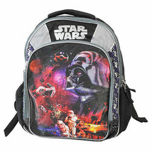 Stars Wars Backpack, Officially licensed, Storm Troopers destroy the Jed... - $17.77