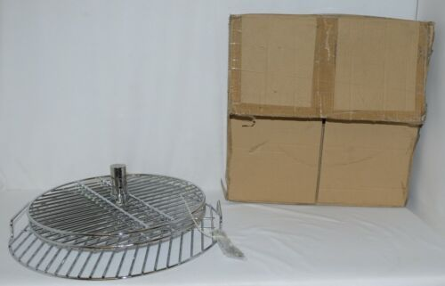 Big Green Egg 3TIER Three Level Cooking Grid Stainless Steel large