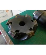 Sandvik Coromant Varilock 80mm Insert Shell Mill R220.22-080-15-V63 - $142.50