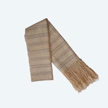 Organic cotton bed runner - handwoven in Bhutan - $102.00
