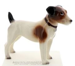 Hagen-Renaker Miniature Ceramic Dog Figurine Jack Russell Terrier image 2