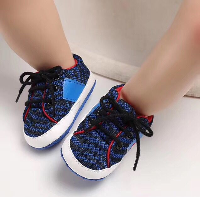 Soft Bottom 0-18 Months Baby Toddlers Shoes Fashion Walking Shoes #1112 image 8