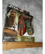 STAR WARS The Force Awakens Figure CHEWBACCA Armor Up ACTION FIGURE HASBRO - $9.89