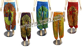 25pc Wholesale Lot Harem Pants Yoga Trousers Printed Hippie Hobo Indian ... - $137.98