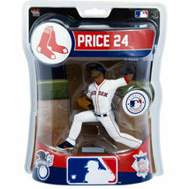 David Price Boston Red Sox Imports Dragon Figure MLB NIB Series 14 Saux - $34.64