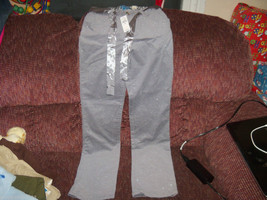 The Children's Place Gray Sparkle Pants Size 14 Girl's NEW LAST ONE - $16.80