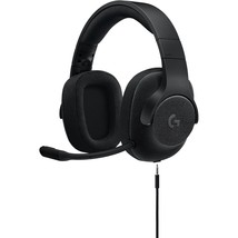 Logitech G433 7.1 Wired Surround Gaming Headset - Stereo - Black - Mini-phone -  - $115.37