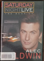 Saturday Night Live SNL: The Best of ALEC BALDWIN  DVD - $5.95
