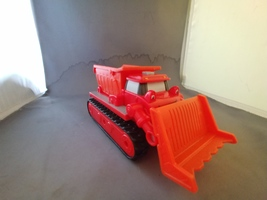 Bob the Builder Talking Muck Toy Dump Truck Bulldozer - $10.00
