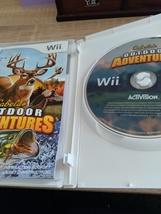 Nintendo Wii Cabela's Outdoor Adventures image 2