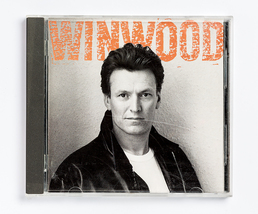 Steve Winwood - Roll With It - Rock and Roll Music CD - $4.25