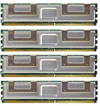 16GB (4X4GB) DDR2 MEMORY RAM PC2-5300 ECC FBDIMM DIMM Tested for Servers
