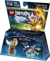 LEGO Dimensions Chima Eris Fun Pack 71232 - $4.94