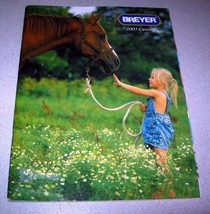 "Breyer    *2003 DEALERS CATALOG*       Glossy!    9 x 11""* - $7.91"
