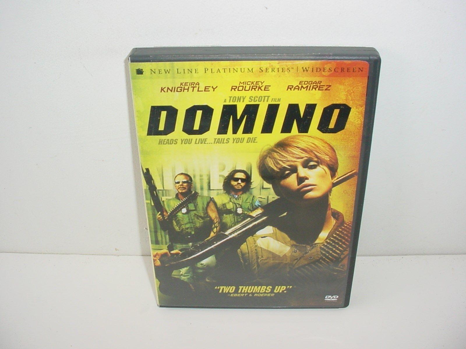 Domino DVD Movie