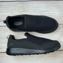 Skechers GO walk Goga Max Slip On Sneakers Shoes Mens 11 44.5 NWOB - $52.00