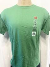 Hanes Men's Green Size Medium T-Shirt 265 NWT - £7.23 GBP