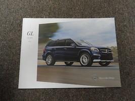 2014 Mercedes Benz Gl Class Sales Brochure Manual Factory Oem Book 14 Deal - $10.40