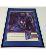 Harry Potter Order of the Phoenix 2003 Framed ORIGINAL 11x14 Advertising... - $46.39