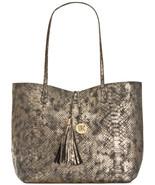 Inc International Concepts Brown Kyli Reversible Tote Bag - $49.49