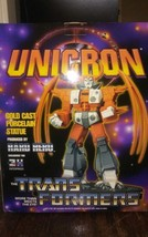 "Transformers Unicron Cold Cast Porcelain 14.5"" Statue Botcon Exclusive-H... - $239.78"