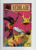 Redblade #1 - Dark Horse Comics - April 1993 - Death Factory - Mike Richardson. - $0.97