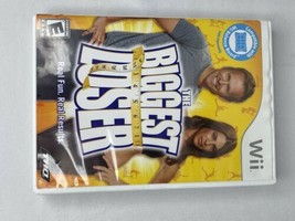 The Biggest Loser (Nintendo Wii, THQ 2007) Healthy  - $11.29