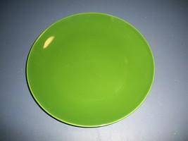 Vintage Homer Laughlin Rhythm Green Dinner Plate  - $7.43