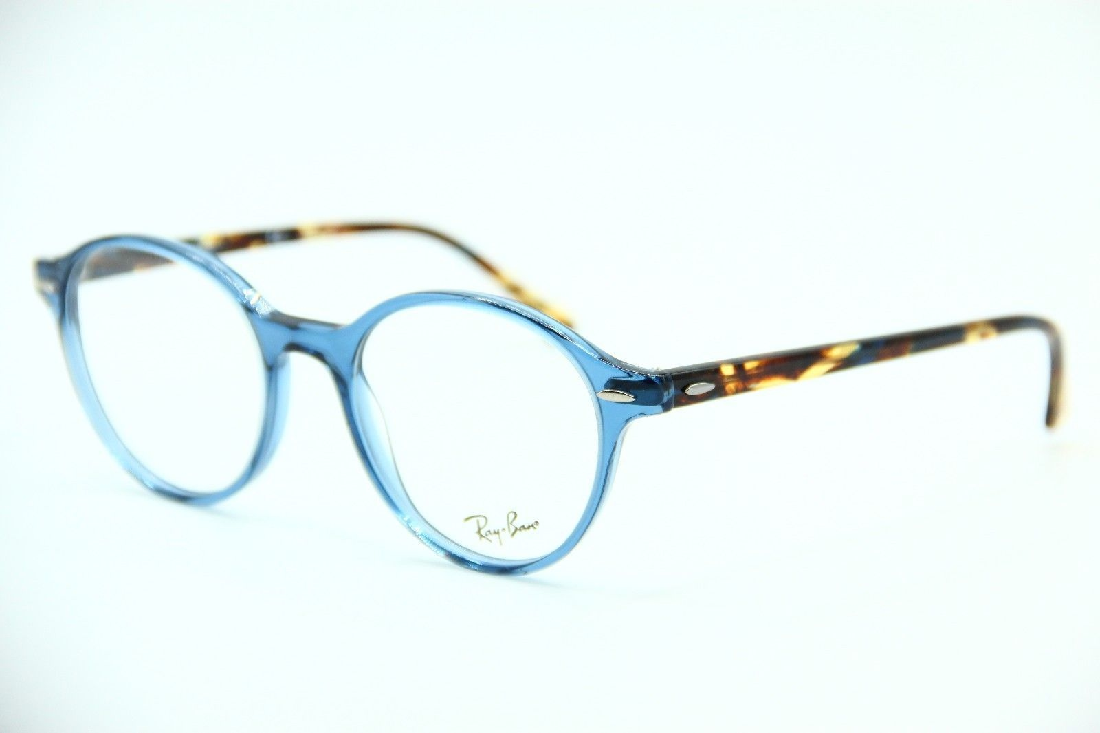 e7c1787705 New RAY-BAN Rb 7118 8022 Blue Eyeglasses and 42 similar items. 57