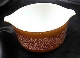 Pyrex 'Woodland' 473 - B Cinderella Casserole Dish - No Lid - No Reserve - $9.49