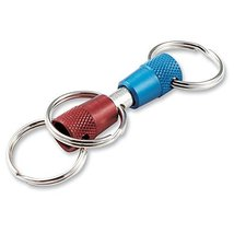 Lucky Line 3 Way Pull Apart Key Ring (71701) - $2.70