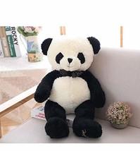 Happy Island Big Giant Cute Plush Panda, Huge Plush Animals for Girl Chi... - $28.08