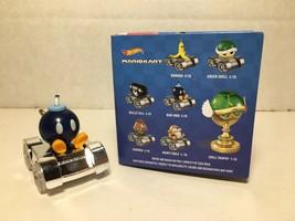Hot Wheels Mario Kart Series 1 BOB-OMB Open Mystery Blind Box NEW/Open - $14.84