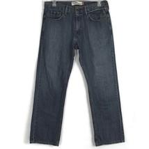 "Levis Mens Jeans Size 34 Relaxed Straight 559 Leg Medium Wash Denim 32"" ... - $24.07"