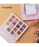 MAANGE® Shimmer Glitter Eye Shadow Powder Matt Eyeshadow Cosmetic Luxury... - $12.99